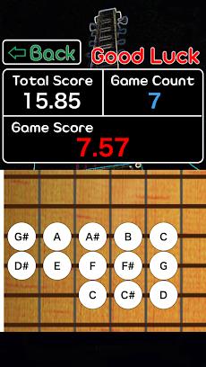 ギター絶対音感 早押し – カラオケの音程感覚を鍛える、音楽トレーニング採点ゲームアプリのおすすめ画像1