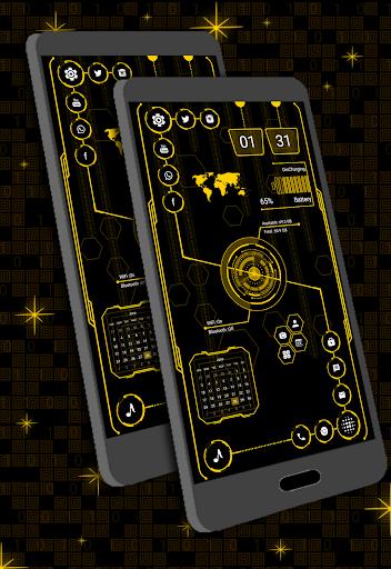 Visionary Launcher 2021 App lock, Hitech Wallpaper 27.0 Screenshots 13