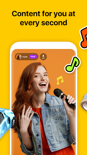 Hakuna: Live Stream, Meet and Chat, Make Friends apktram screenshots 6