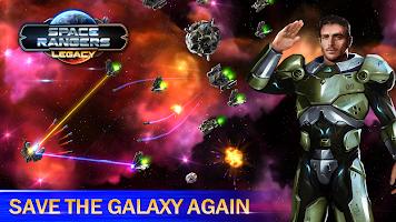 Space Rangers: Legacy
