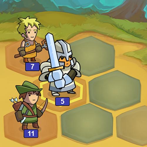 Braveland Heroes  (Mod Money) 1.55.10 mod