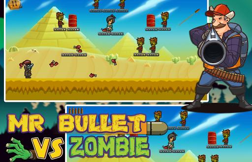 mr bully vs zombie screenshot 2