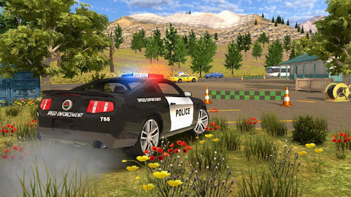 Police Car Chase - Cop Simulator  Screenshots 4