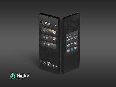 Mintie for KWGT Mod Apk v2021.Apr.10.20 (Paid) 3