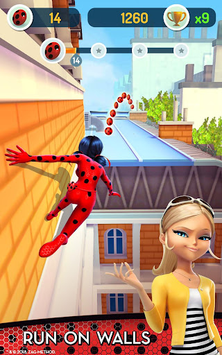 Miraculous Ladybug & Cat Noir 4.8.90 screenshots 19