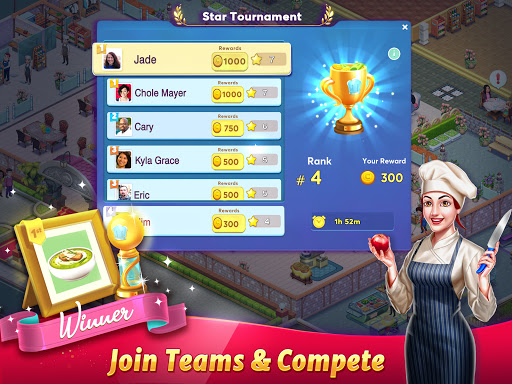 Star Chefu2122 2: Cooking Game 1.2.1 screenshots 15