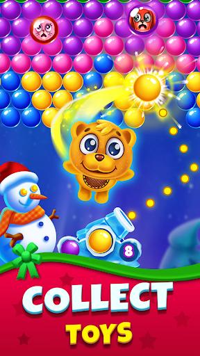Christmas Games - Bubble Shooter 2020 2.9 screenshots 4