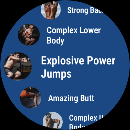 Fitify: Workout Routines & Training Plans poster 20