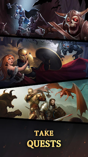 Age of Revenge RPG: Heroes, Clans & PvP android2mod screenshots 3