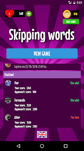 Alphabet Game Screenshot
