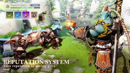 Free Game of Legends  Rise of Champions 4