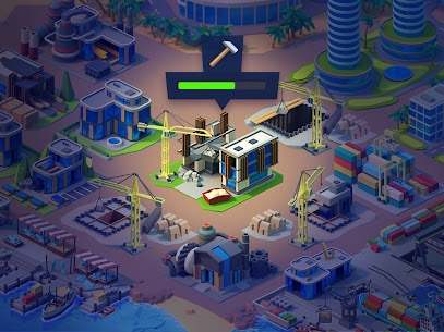 Sea port: Ship Simulator & Strategy Tycoon Game Mod 1.0.177 Apk (Unlocked) 5