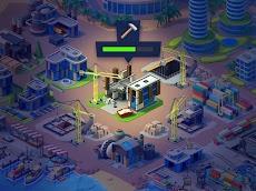 Sea Port: 都市建設&海上輸送の戦略シミュレーションゲームのおすすめ画像5