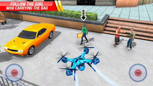 Drone Attack Flight Game 2020-New Spy Drone Games 1.5 screenshots 12