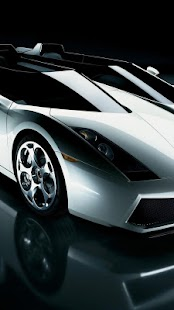 Futuristic Cars Live Wallpaper Screenshot