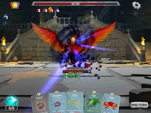Dungeon Tales: RPG Card Game & Roguelike Battles  screenshots 19