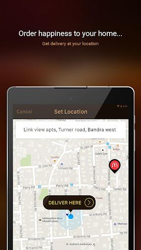 McDelivery- McDonaldu2019s India: Food Delivery App 10.51 Screenshots 11