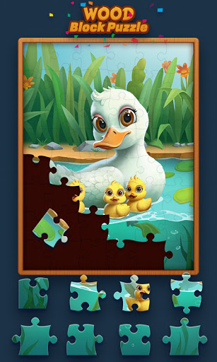 Jigsaw Puzzles - Block Puzzle (Tow in one) apkslow screenshots 18