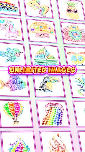 Magnetic Balls Color By Number - Magnet Bubbles apkdebit screenshots 7