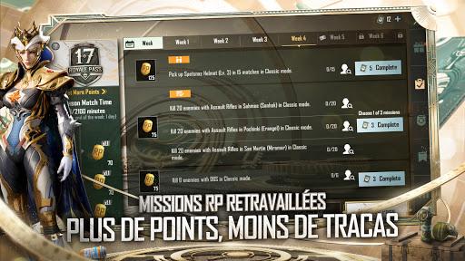 Code Triche PUBG MOBILE - POUVOIR RUNIQUE (Astuce) APK MOD screenshots 4
