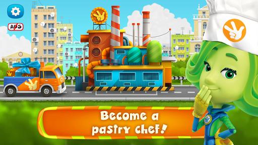 The Fixies Chocolate Factory! Fun Little Kid Games 1.6.7 screenshots 1