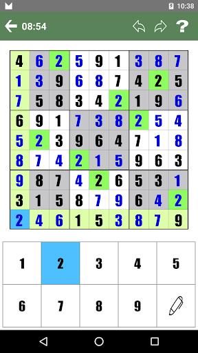 Free Sudoku screenshots 3
