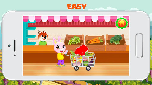 Fruits and vegetables puzzle 1.1.2 screenshots 1