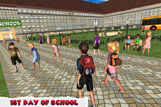 Virtual Kids Preschool Education Simulator 2.8 screenshots 9