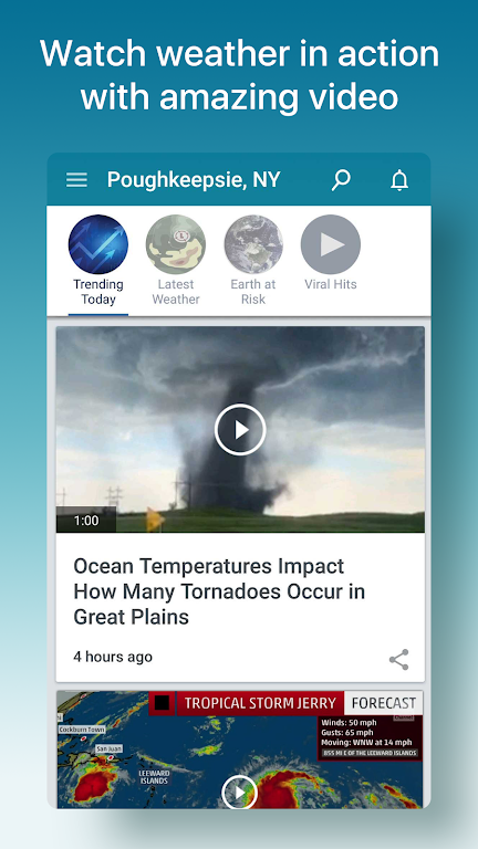 Weather & Snow Tracker: The Weather Channel  poster 5