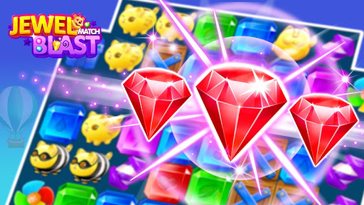Jewel Match Blast - Classic Puzzle Games Free 1.4.3 screenshots 15