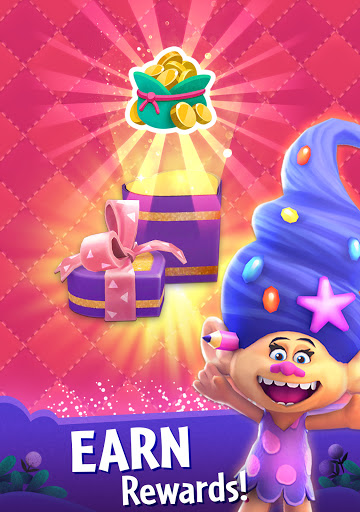 DreamWorks Trolls Pop: Bubble Shooter & Collection  screenshots 15