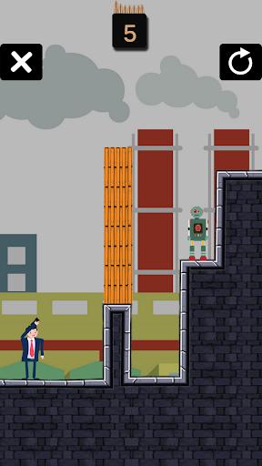 man vs robot adventure screenshot 2