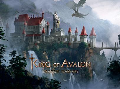 King Of Avalon Mod Apk 2