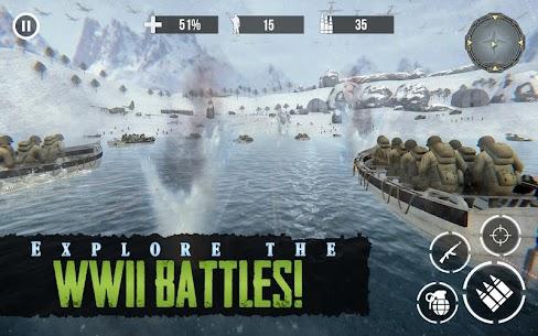 Call of Sniper WW2: Final Battleground War Games 3.3.8 Apk + Mod 1