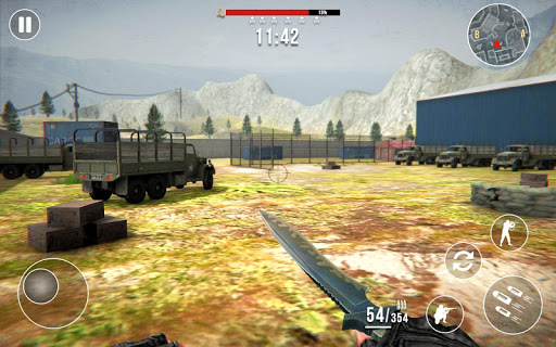 Gun Strike Fire: FPS Free Shooting Games 2021 1.2.1 screenshots 20