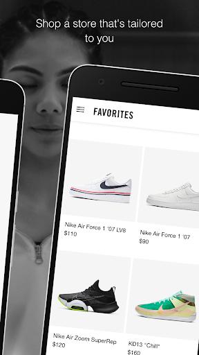 Nike  screenshots 5