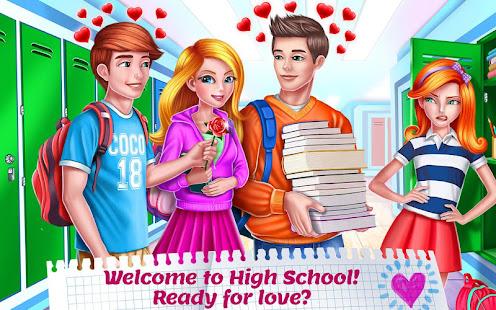 High School Crush - First Love 1.5.3 Screenshots 11