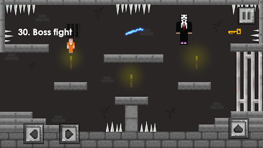 Escaping Noob vs Hacker: one level of Jailbreak apkpoly screenshots 4