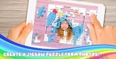 女の子のためのカワイイパズルゲーム Kawaii Puzzles Game Girlsのおすすめ画像4