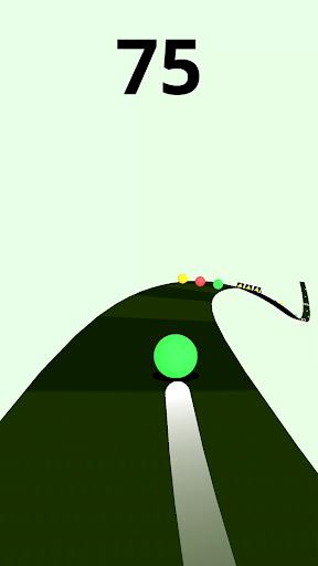 Color Road! APK MOD (Astuce) screenshots 3