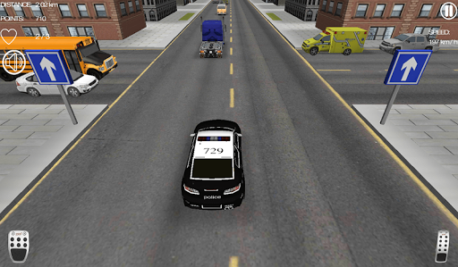 Police Car Racer 19 screenshots 7