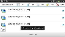 screenshot of SyncMe Wireless