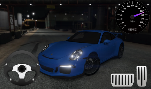 Driver Porsche Carrera 911 City Area Apkfinish screenshots 1
