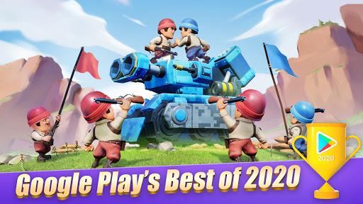 Top War: Battle Game modavailable screenshots 1