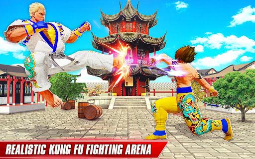 Kung Fu Fight Arena: Karate King Fighting Games 21 Screenshots 10