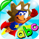 ABC Dinos: Learn to read for preschool - Androidアプリ