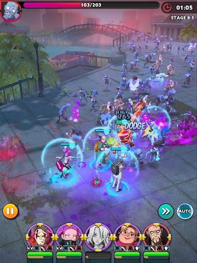 Undead World: Hero Survival Apkfinish screenshots 24