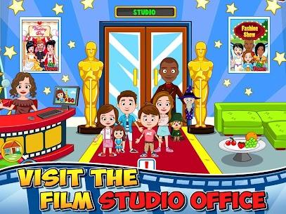 My Town : Cinema MOD (Free Purchase) 3