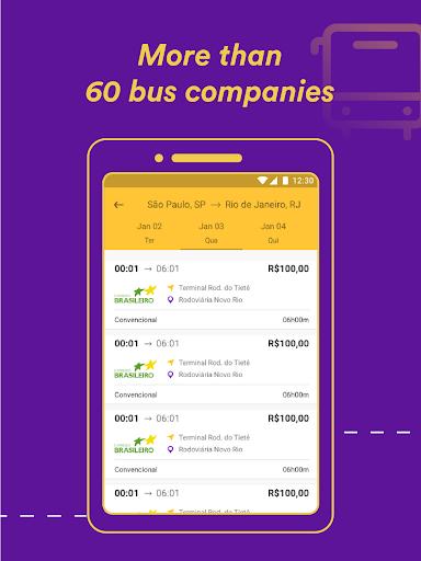ClickBus - Bus Tickets 3.16.1 Screenshots 10