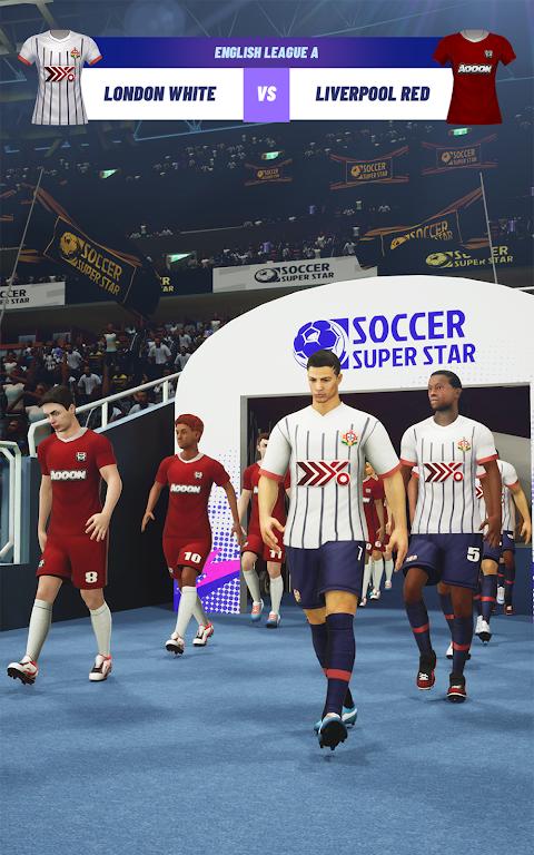 Soccer Super Star  poster 20